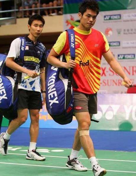 Lee Chong Wei vs Lin Dan - Beijing Olympic